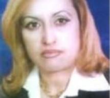توفيق عبد المجيد:زاهدة رشكيلو المناضلة المضحية