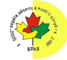 بيان : صادر عن مكتب العلاقات العامة لتيار المستقبل الكوردي في سوريا