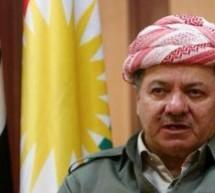 السيد مسعود بارزاني يوجه رسالة الى الشعب عن الوضع السياسي العام في كوردستان العراق .
