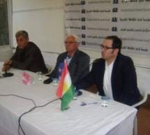 """ندوة في """" أربيل """" حول مرور خمسة أعوام على الثورة السورية"""