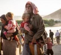 وصول ۵۲ مختطفا ايزيديا الى شنكال بعد تحريرهم من قبضة داعش في سوريا