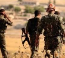 المناطق الخاضعة لسيطرة الأكراد في شمال سوريا تعلن نظاما اتحاديا