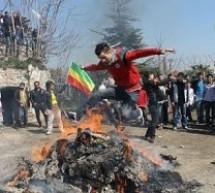 منع الاحتفال بأعياد نوروز في كوردستان تركيا