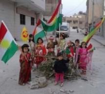 احتفالات أعياد نوروز في كوردستان سوريا