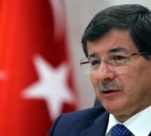 أوغلو: حلب والموصل والسليمانية تشكل حزام أمني لتركيا