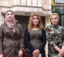 قوات الآسايش تعتقل فتاة كوردية في قامشلو لارتدائها زي البيشمركة