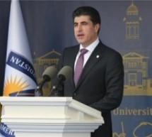نيجیرڤان بارزاني: كوردستان بحاجة الى التعليم المهني