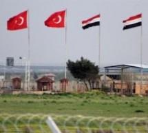 داعش يقصف مدينة كيليس التركية بصواريخ الكاتيوشا