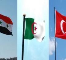الجزائر تتوسط بين أنقرة ودمشق لإنشاء إقليم فيدرالي بكوردستان سوريا