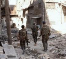 الجيش السوري يقصف حلب بالبراميل المتفجرة مجدداً