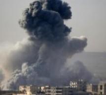 """مقتل 24 داعشياً في غارات """"مجهولة"""" على الرقة"""