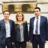 لندن: لقاء ممثلية المجلس الوطني الكوردي مع وزارة الخارجية البريطانية