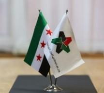 الائتلاف  السوري المعارض :  التعاون مع نظام الاسد هو الوقوف مع المجرم ضد الضحايا