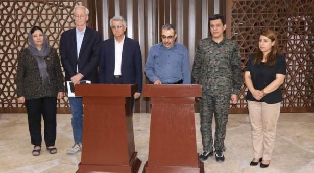 بيان مشترك للمجلس الوطني الكوردي في سوريا واحزاب الوحدة الوطنية الكردية الى الراي العام