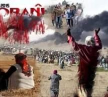 بيان المجلس الوطني الكوردي في كوباني بمناسبة مرور خمس سنوات على مجزرة كوباني