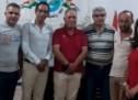 تيار المستقبل الكوردي في سوريا يزور مكتب حزب يكيتي الكوردستاني سوريا في كوباني