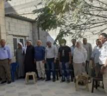 هيئة المتابعة والتنسيق لتيار المستقبل الكوردي في كوباني يستذكر قائده مشعل تمو في ذكراه التاسعة