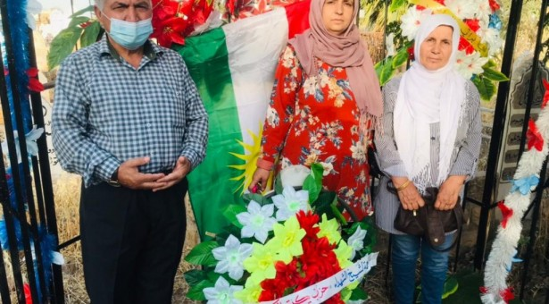 تيار المستقبل الكوردي في سوريا يشارك الذكرى السادسة عشرة لاستشهاد الشيخ معشوق الخزنوي
