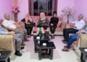 تيار المستقبل الكوردي في سوريا يهنئ حزب يكيتي الكردستاني سوريا بافتتاح مقرهم في عامودا