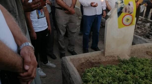 تيار المستقبل الكوردي في سوريا يشارك في الذكرى الثامنة لمجزرة عامودا